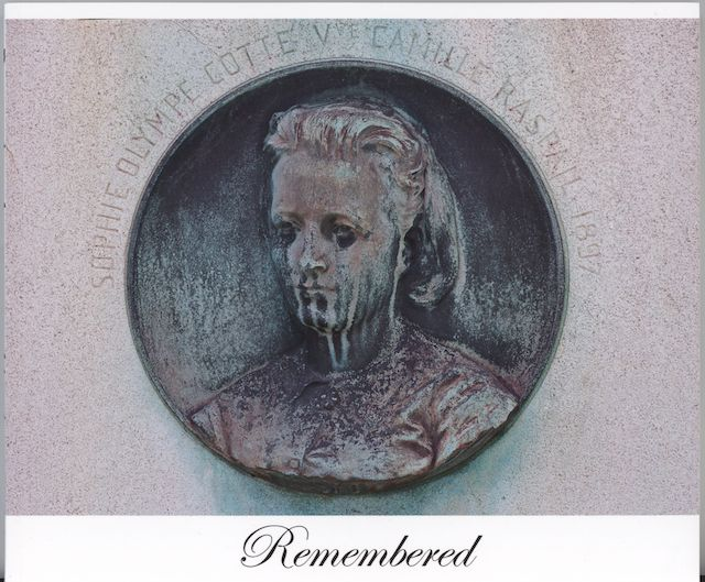 Remembered cover